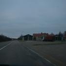 Dojazd do granicy z Estonią